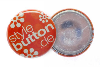 Button 25 mm Kühlschrankmagnet