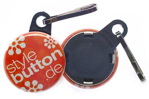 bedruckter Schlüsselanhänger 25 mm