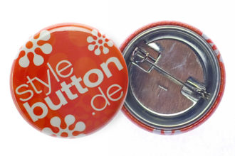 Button 25 mm Sicherheitsnadel