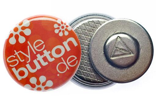 Kleidungsmagnet 25 mm Button
