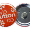 Button 56 mm mit Supermagnet