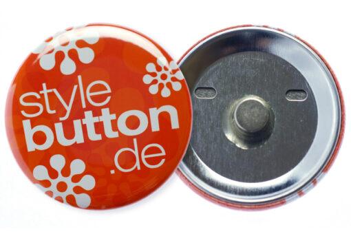 Button 56 mm mit Supermagnet