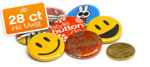 32 mm Buttons
