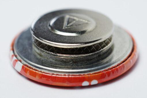 Kleidungsmagnet 32 mm rund