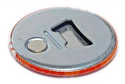 Flaschenöffner mit Magnet