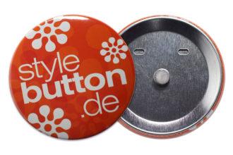 76 mm Supermagnet, abnehmbar: bedruckter Button
