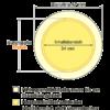 Anlegen von Druckdaten für 37 mm Buttons