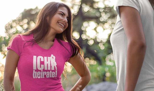 JGA-Shirts bestellen