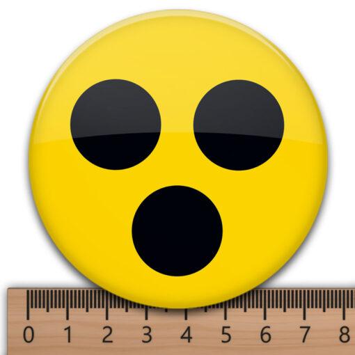 Blindenbutton 3 Punkte 76 mm Durchmesser kaufen