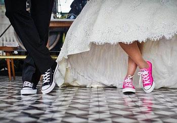 Schuhtanz Spiel zur Hochzeit