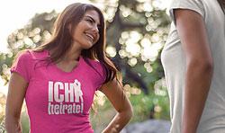 JGA-Shirt für Frauen und Männer drucken lassen und bestellen